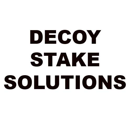 Decoy Stake Solutions