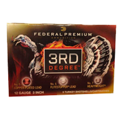 Federal 3rd Degree Turkey Shells