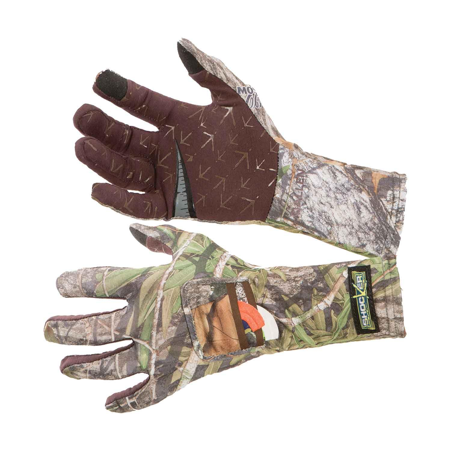 Allen Shocker Turkey Gloves OSFM, Mossy Oak Obsession