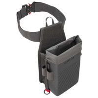 Allen Competitor Molded Double Compartment Shell Bag, Gray