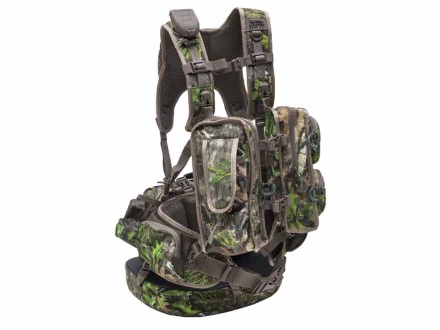 Alps Outdoors Long Spur Deluxe Turkey Vest, Mossy Oak Obsession