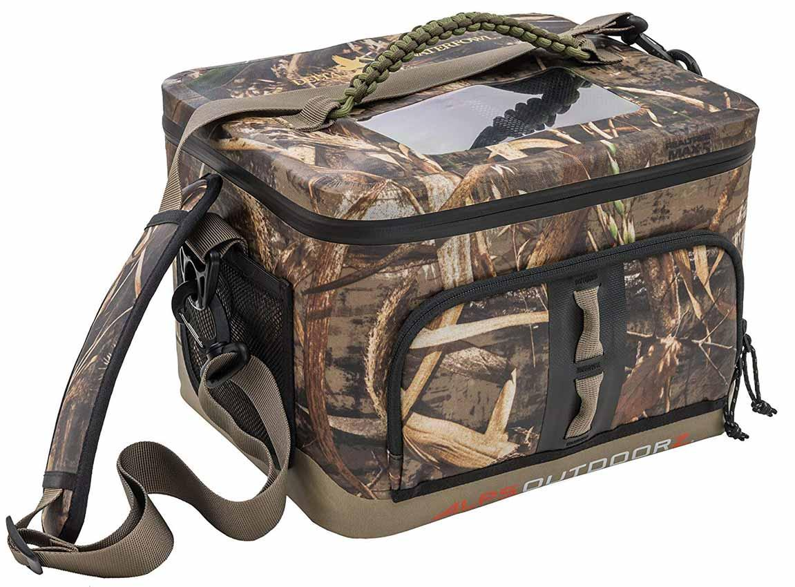 Alps Outdoorz Delta Waterfowl Water Shield Blind Bag Realtree Max 5