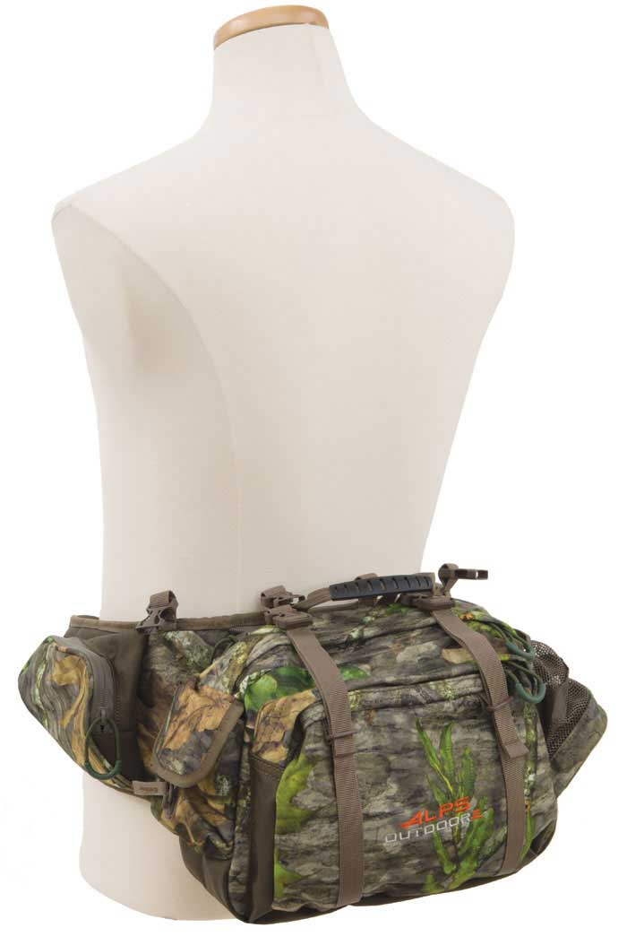 e0e5017b1442a Alps Outddoorz 9410984 Long Spur Turkey Vest, Mossy Oak Obsession