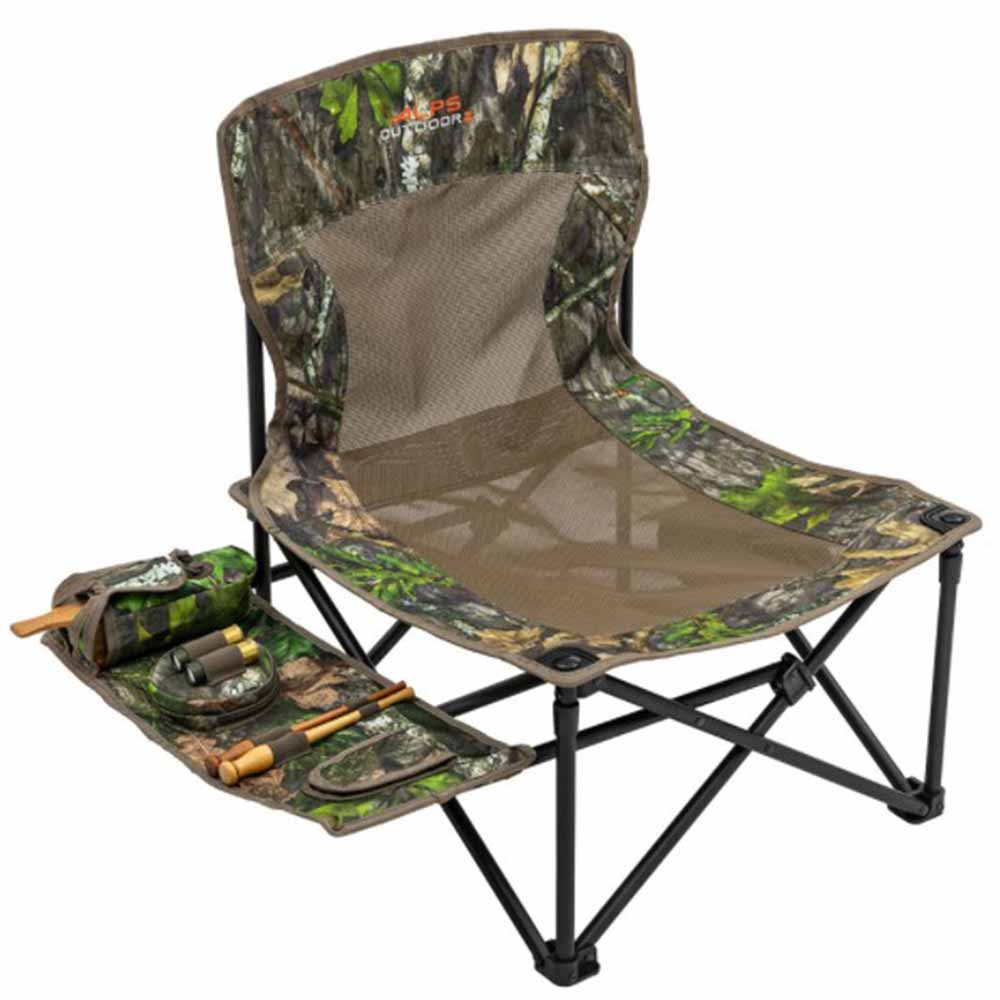 ALPS OutdoorZ High Ridge Chair, Mossy Oak Obsession
