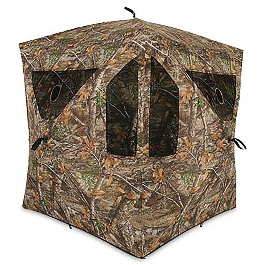 Ameristep Brickhouse Blind, Realtree Edge_1.jpg