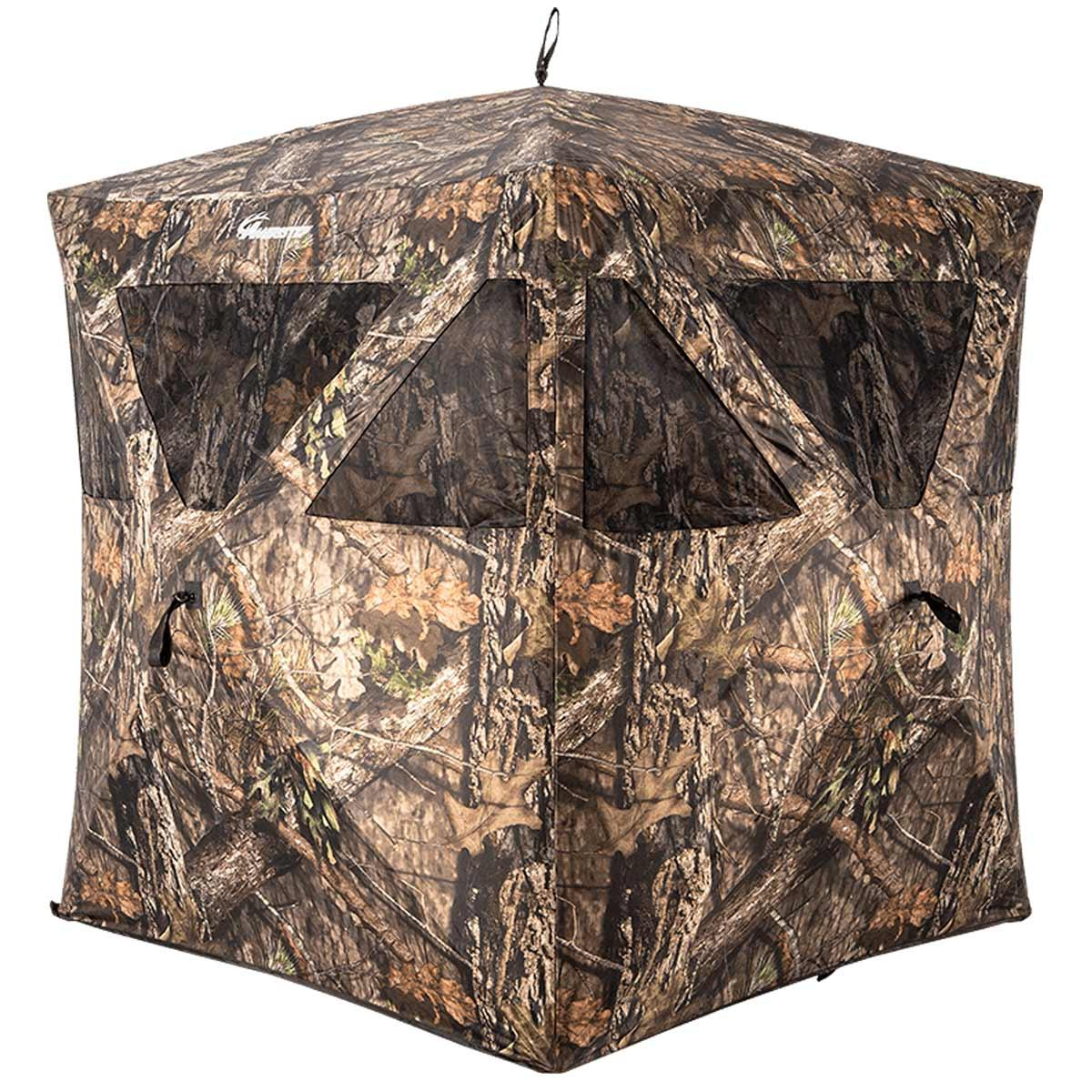 Ameristep Caretaker Ground Blind in Mossy Oak Break Up Country_1.jpg