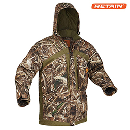 Arctic Shield Classic Waterfowl Parka - Realtree Max 5