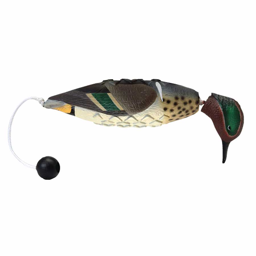 Avery Outdoors Teal SRS ATB Hunting Dog Training Bumper_1.jpg