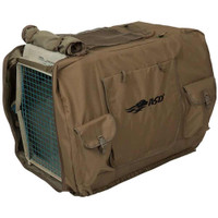 Avery Kennel Coat-Insulated-Marsh Brown-XL