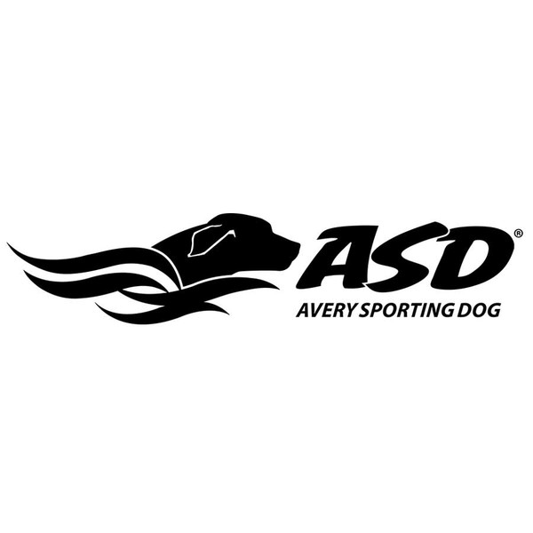 """Avery 12"""" Sporting Dog Window or Trailer Decal"""