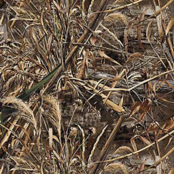 Avery/GHG Die-Cut Camo Nylap Camoflage Fabric in Realtree Max 5 - 12 x 5