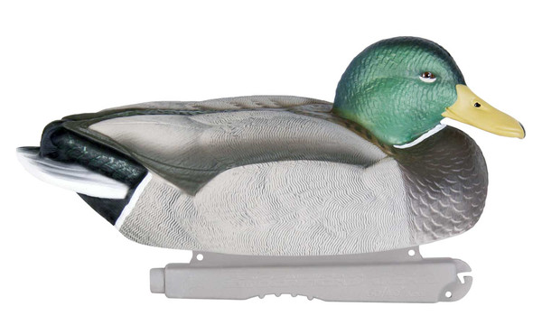 """Greenhead Gear """"Life-Size Series"""" Mallards Weighted Keel, 6 Pack"""