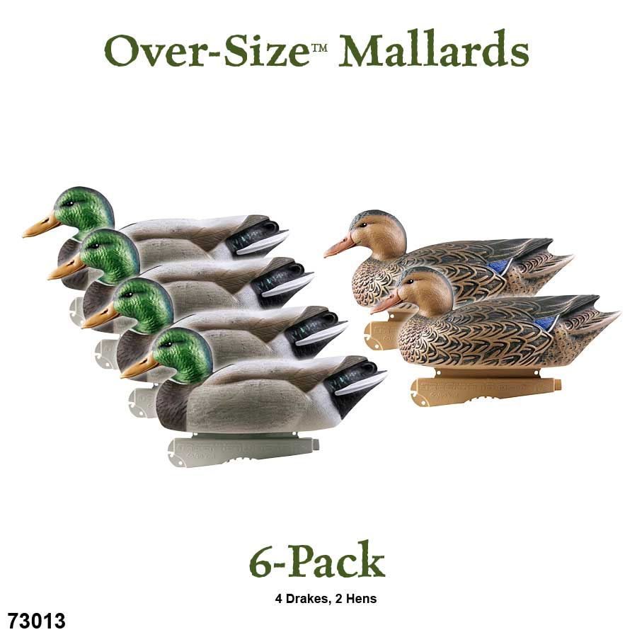Avery GHG Over-Size Series Mallard Floaters, 6 Pack_1.jpg