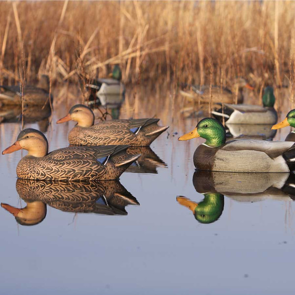 Avery GHG Over-Size Series Mallard Floaters, 6 Pack