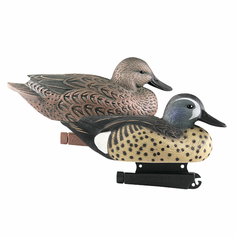 Avery GHG Life-Size Blue Winged Teal Duck Decoys, 6 Pack_1.jpg