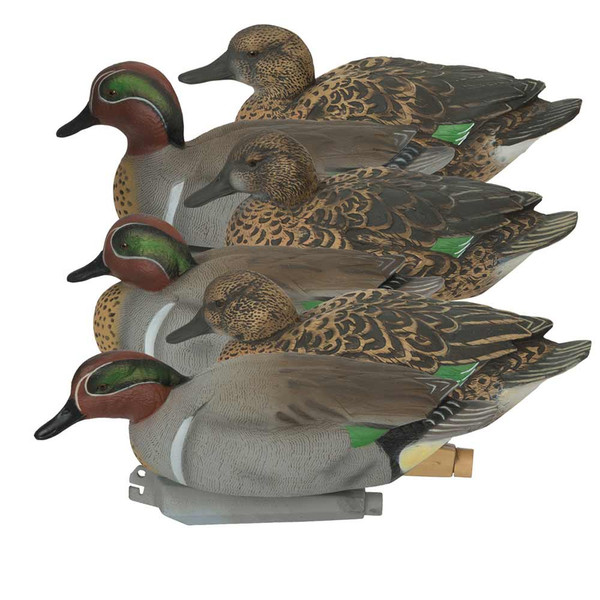 Avery Pro-Grade Green-Winged Teal, 6 Pack