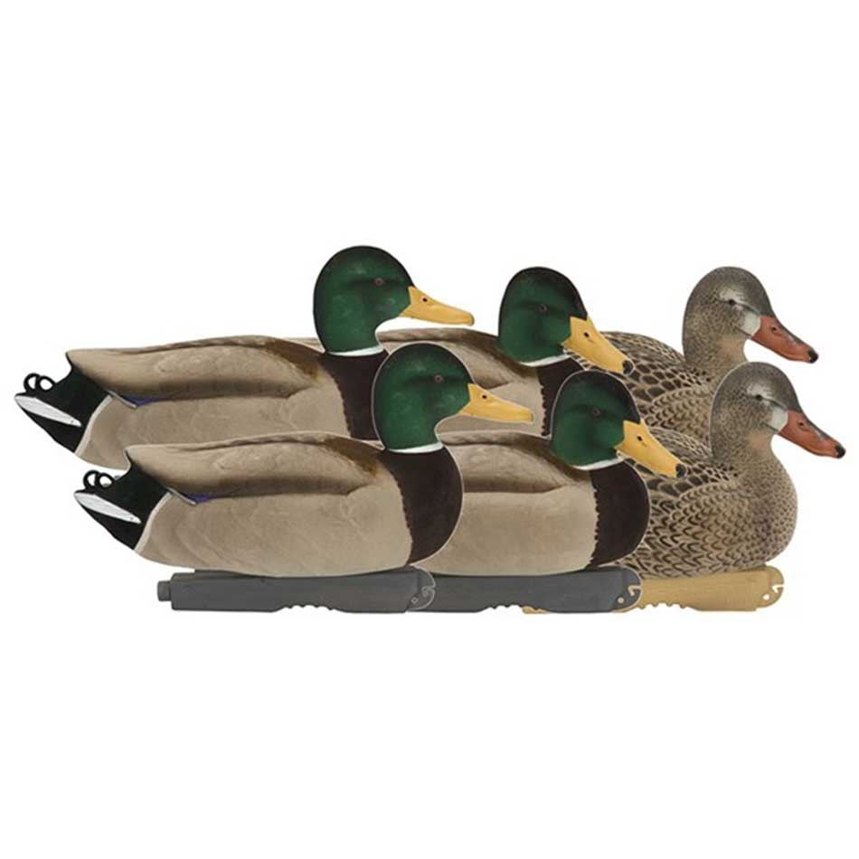Avery Pro-Grade Fully Flocked Mallard Actives, 6 pack_1.jpg