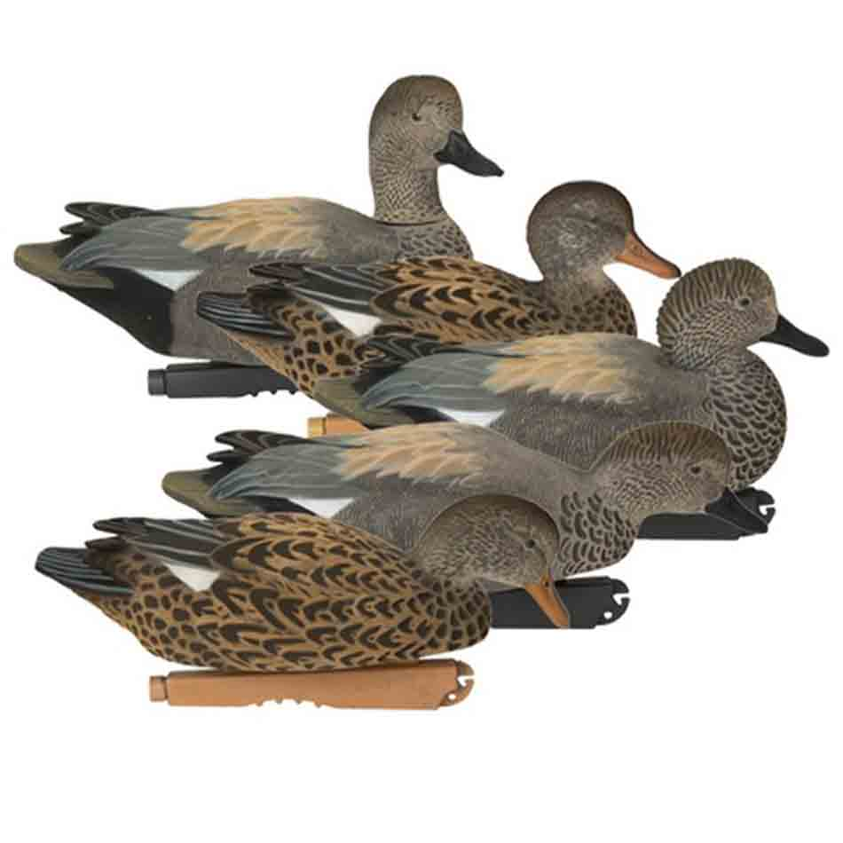 Avery GHG Pro-Grade Fully Flocked Gadwalls, 6 Pack_1.jpg