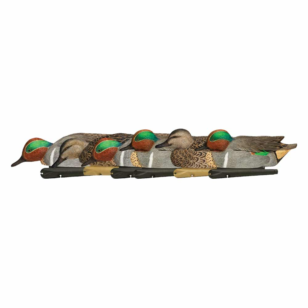 Avian-X Topflight Floating Green-Winged Teal Decoys, 6 Pack_1.jpg