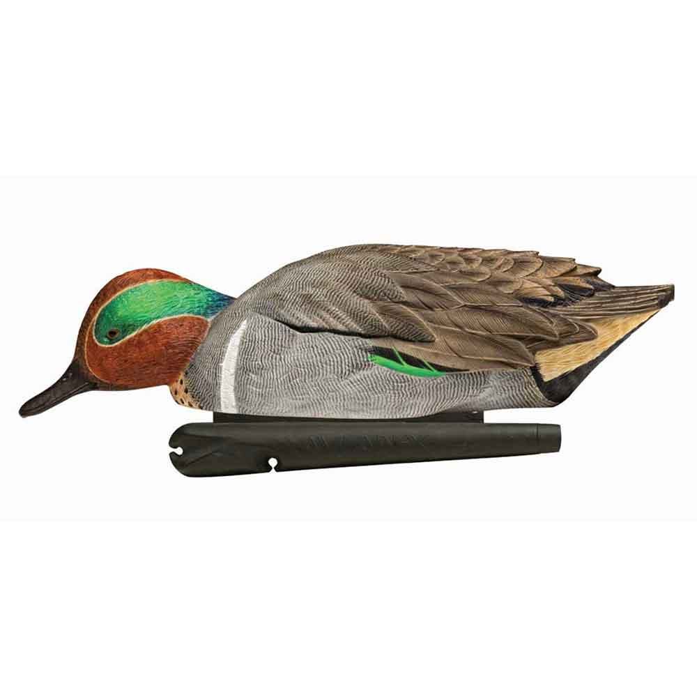 Avian-X Topflight Floating Green-Winged Teal Decoys, 6 Pack_2.jpg