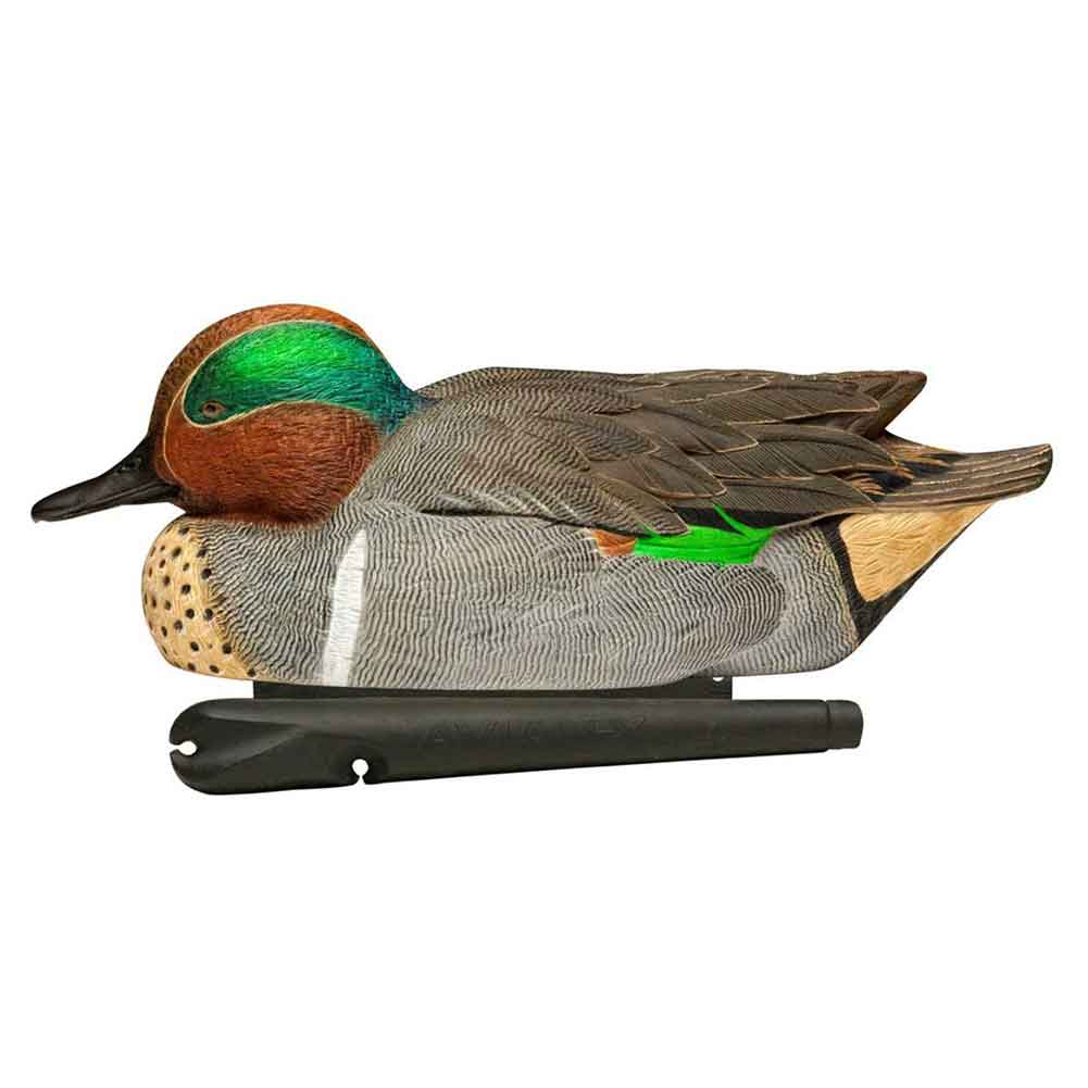 Avian-X Topflight Floating Green-Winged Teal Decoys, 6 Pack_3.jpg