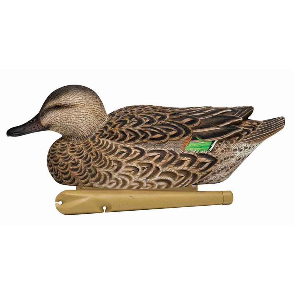 Avian-X Topflight Floating Green-Winged Teal Decoys, 6 Pack_5.jpg