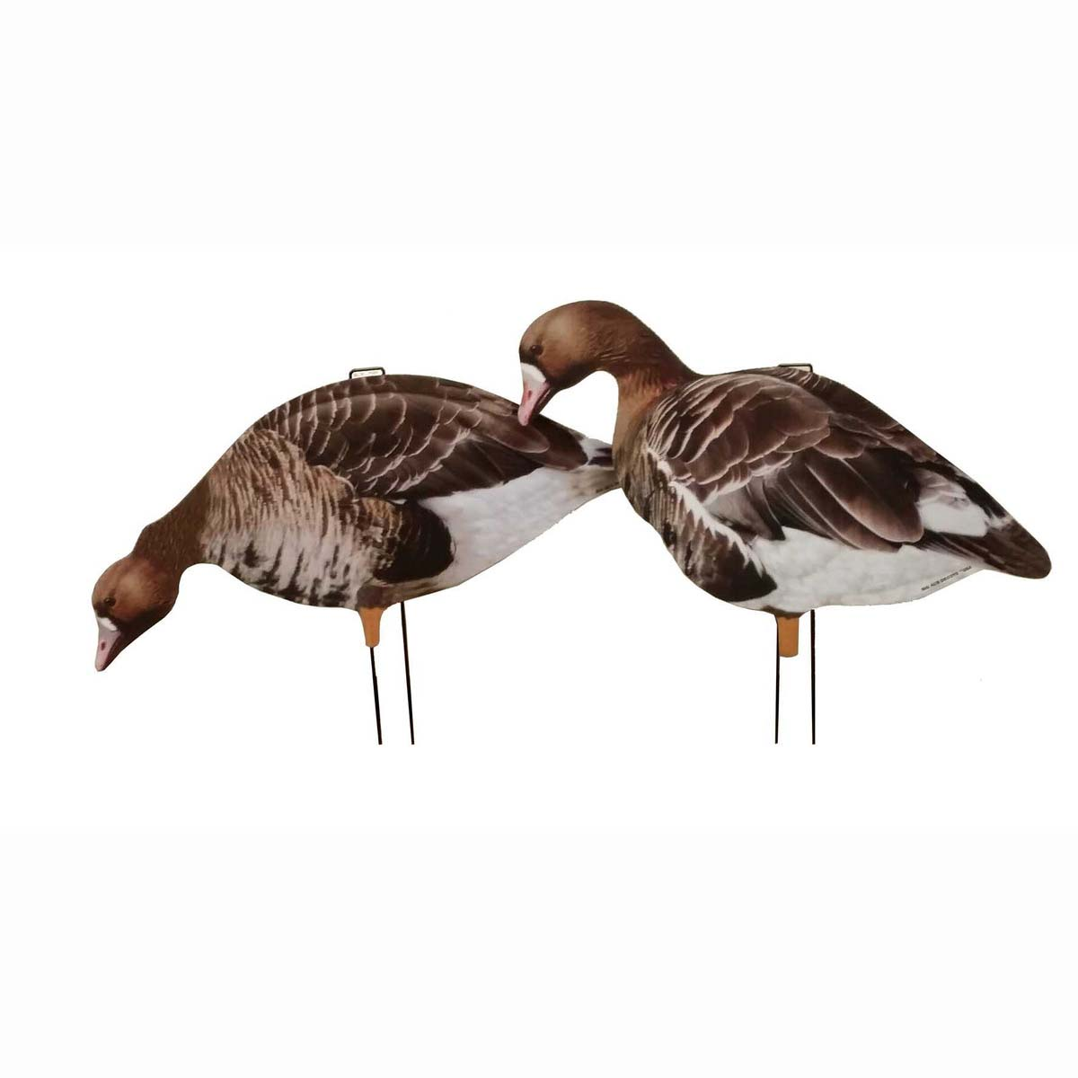 Big Als Decoys 12 Pack of Speck Silhouettes
