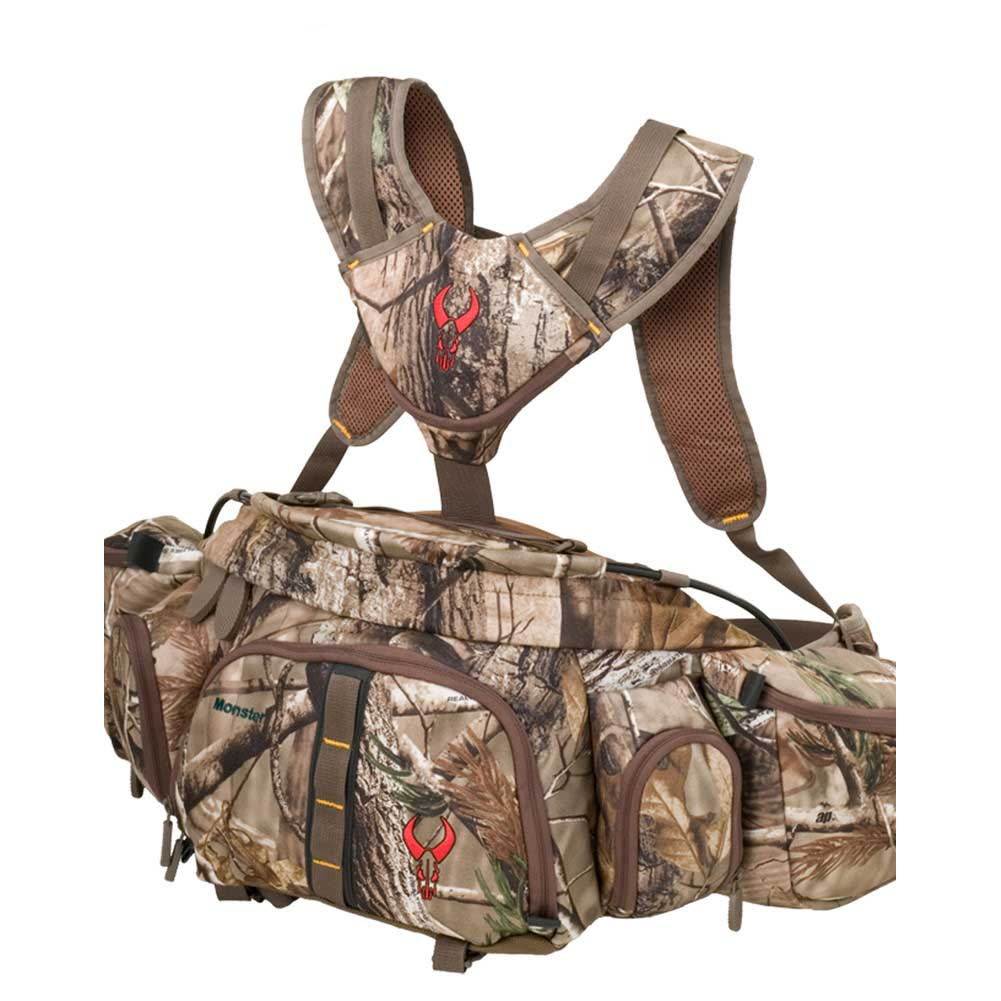 Badlands Monster Fanny Pack in Realtree AP Xtra