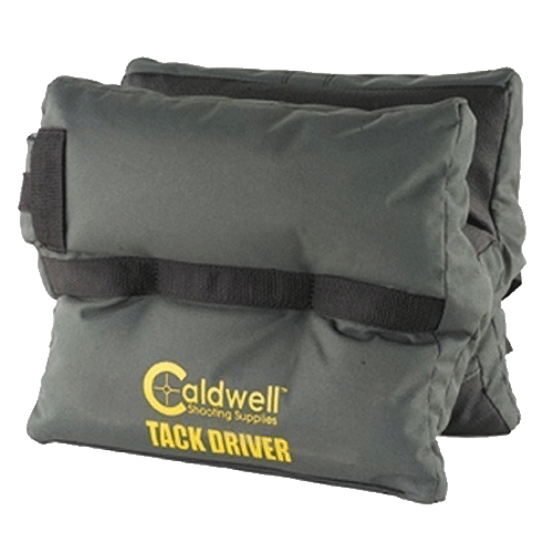 Caldwell TackDriver Shooting Rest Bag Nylon Green - Unfilled