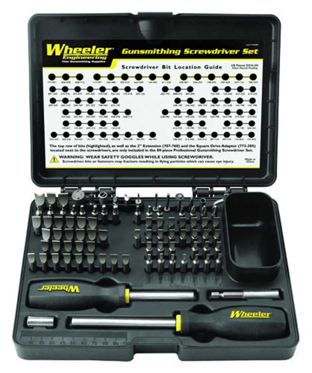 Wheeler 89 Piece Professional Gunsmithing Screwdriver Set_1.jpg