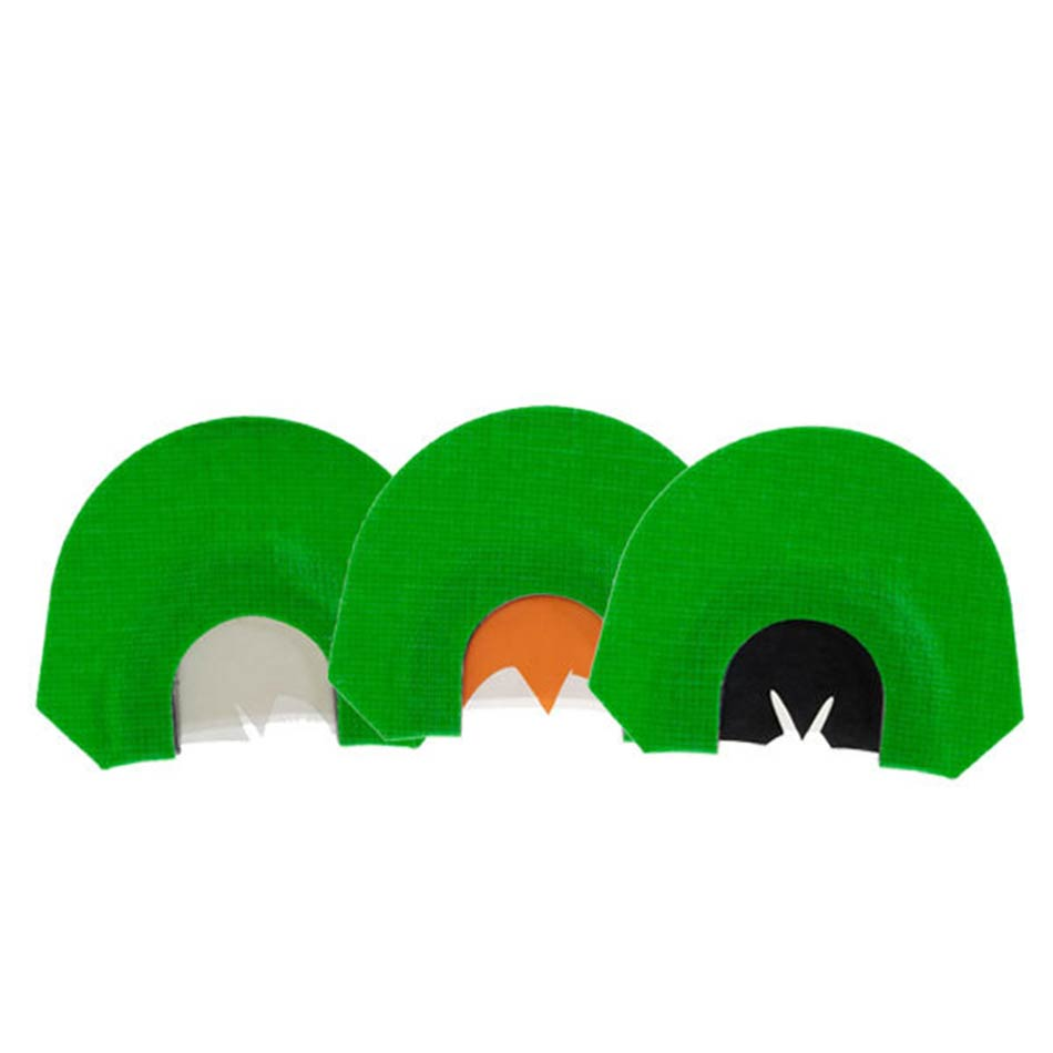 Bone Collector Lucky Lady Turkey Calls, 3 Pack