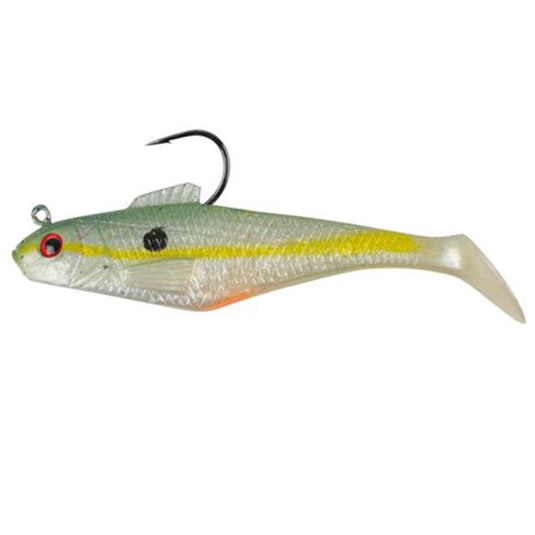 Berkley PowerBait Pre-Rigged Swim Shad_Chartreuse Shad.jpg