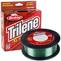 Berkley Trilene XL Fishing Line - Green