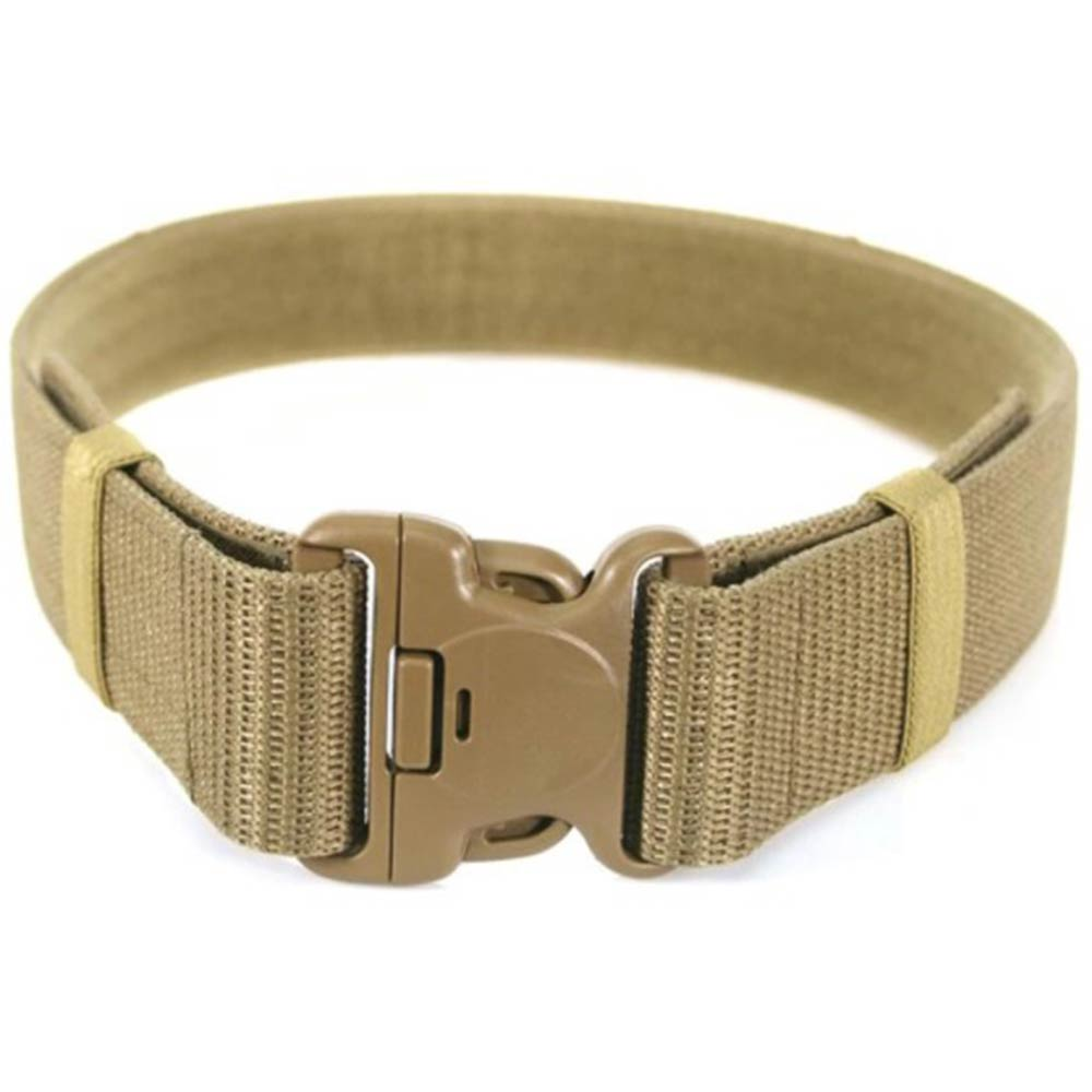 Blackhawk Enhanced Military Web Belt, Coyote Tan