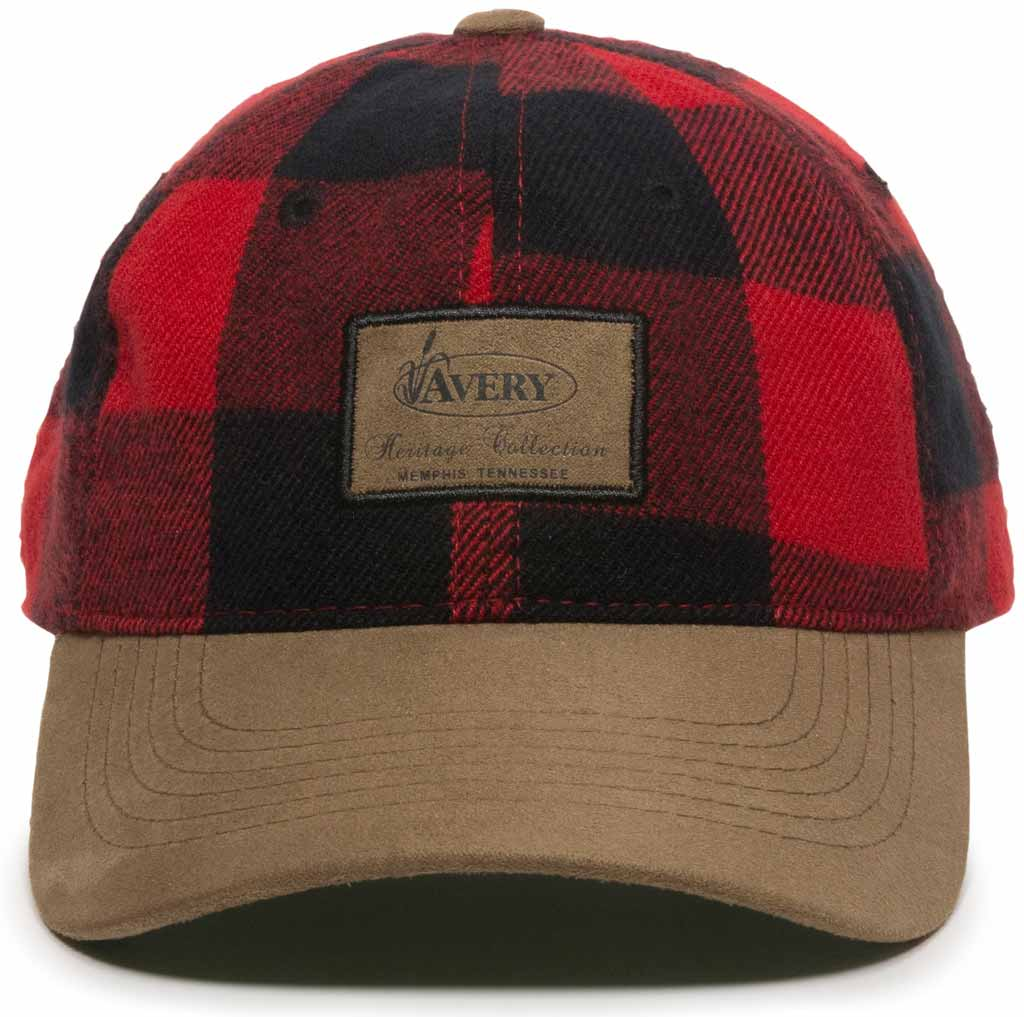 Banded Avery Heritage Hunter Jack Flannel Cap