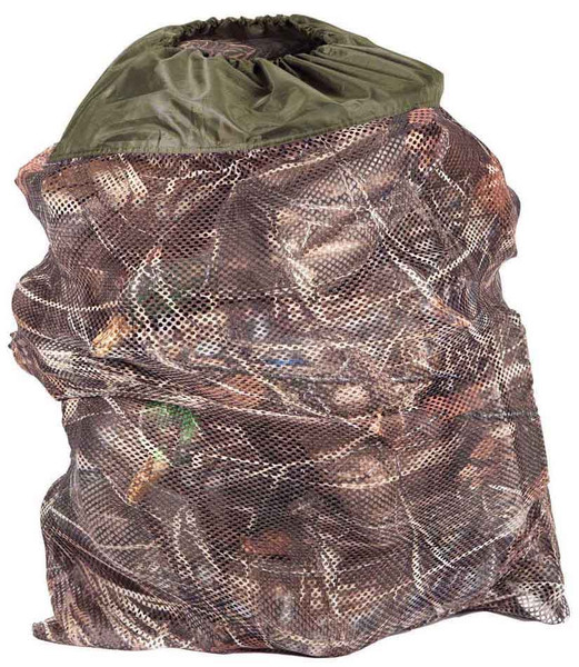 Banded Deluxe Mesh Decoy Bag with Float