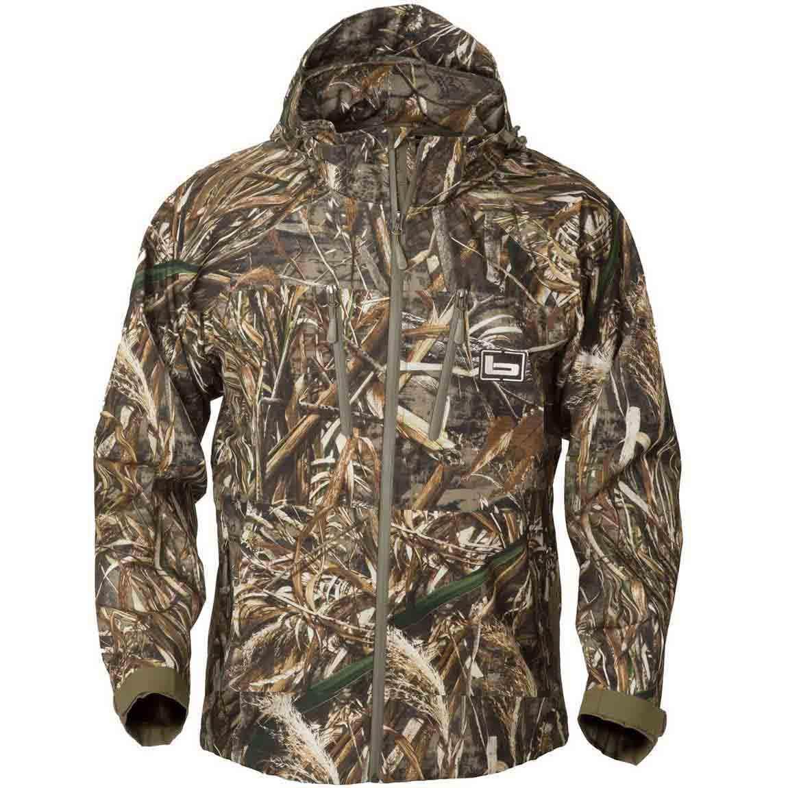 b606f4c3b280e Banded Feather Stretch Shell Jacket, Max 5