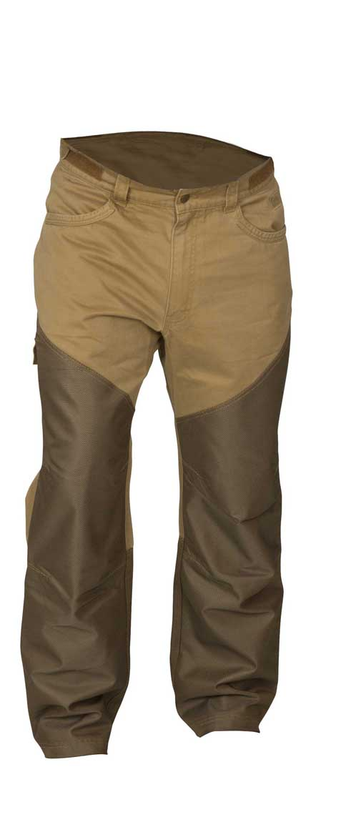 Banded Upland Pants with Chaps
