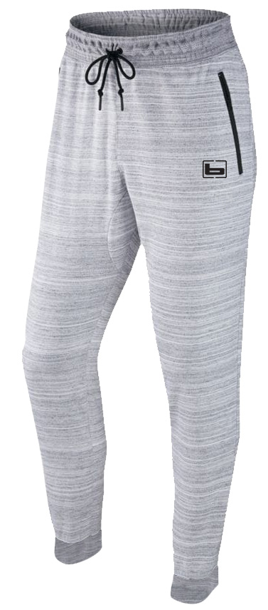 Banded The Athlete Fleece Wader Pant - Heather Grey