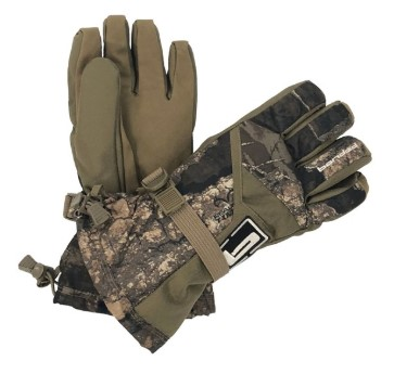 Banded White River Insulated Glove - Timber