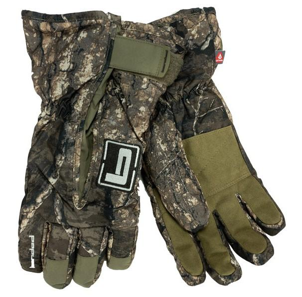 Banded Squaw Creek Insulated Glove - Timber
