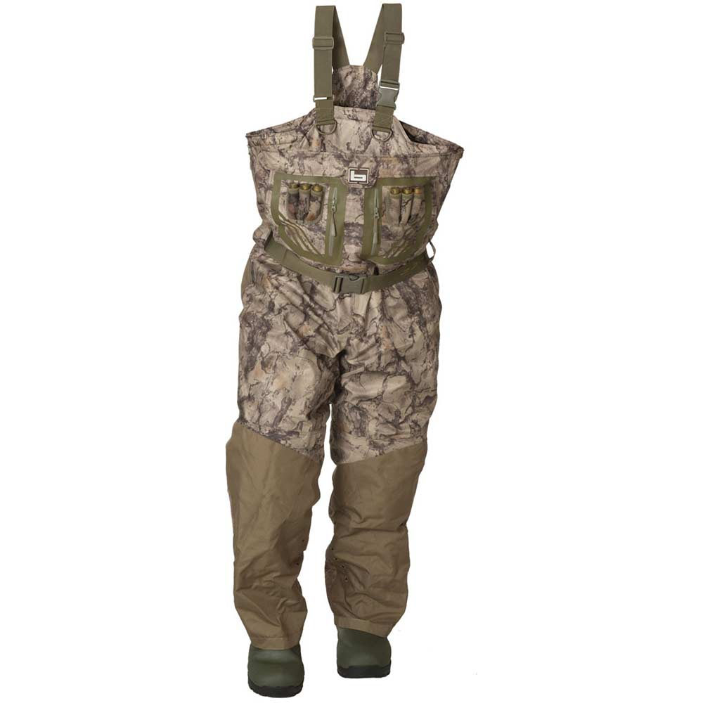 Banded Redzone Elite Breathable Insulated Wader Natural