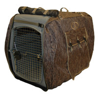 Mud River Ducks Unlimited Insulated Kennel Cover, Bottomland
