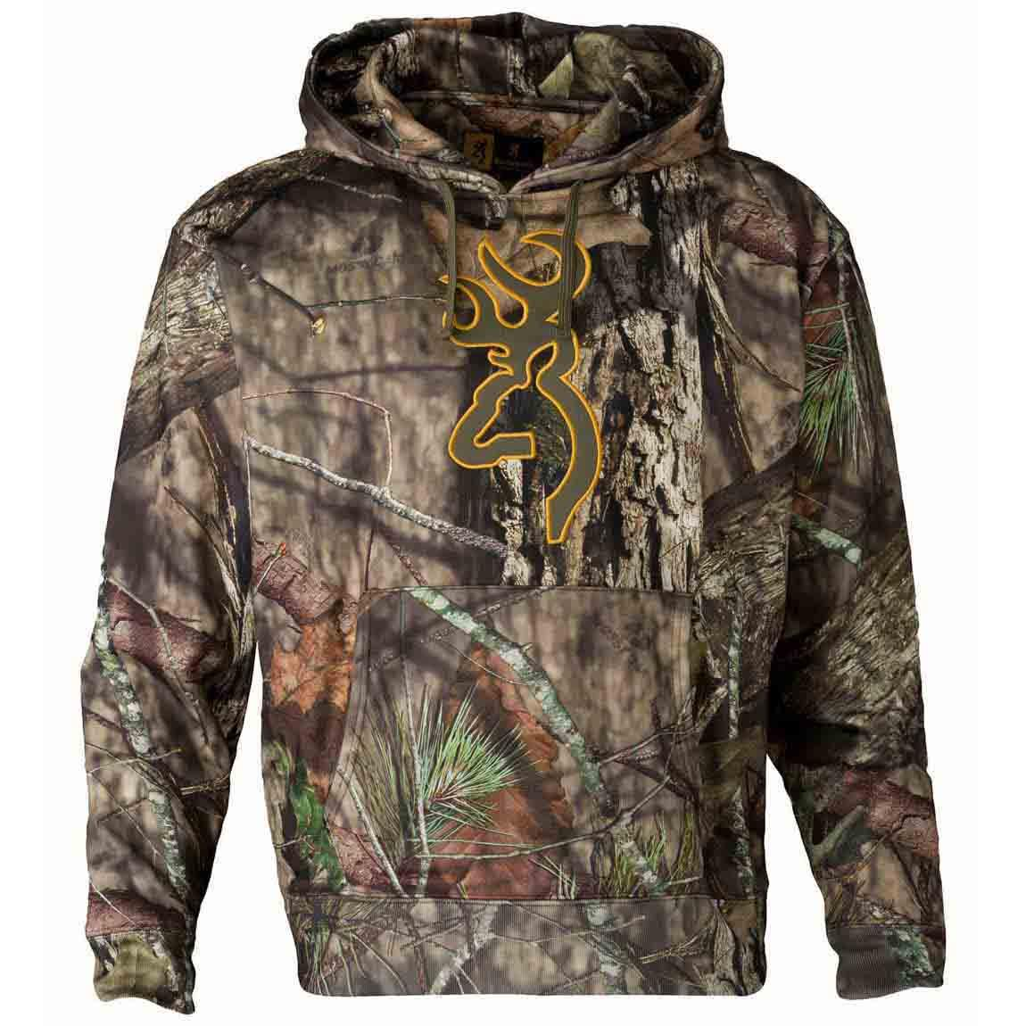 Browning Wasatch Performance II Hoodie, Mossy Oak Break-Up Country