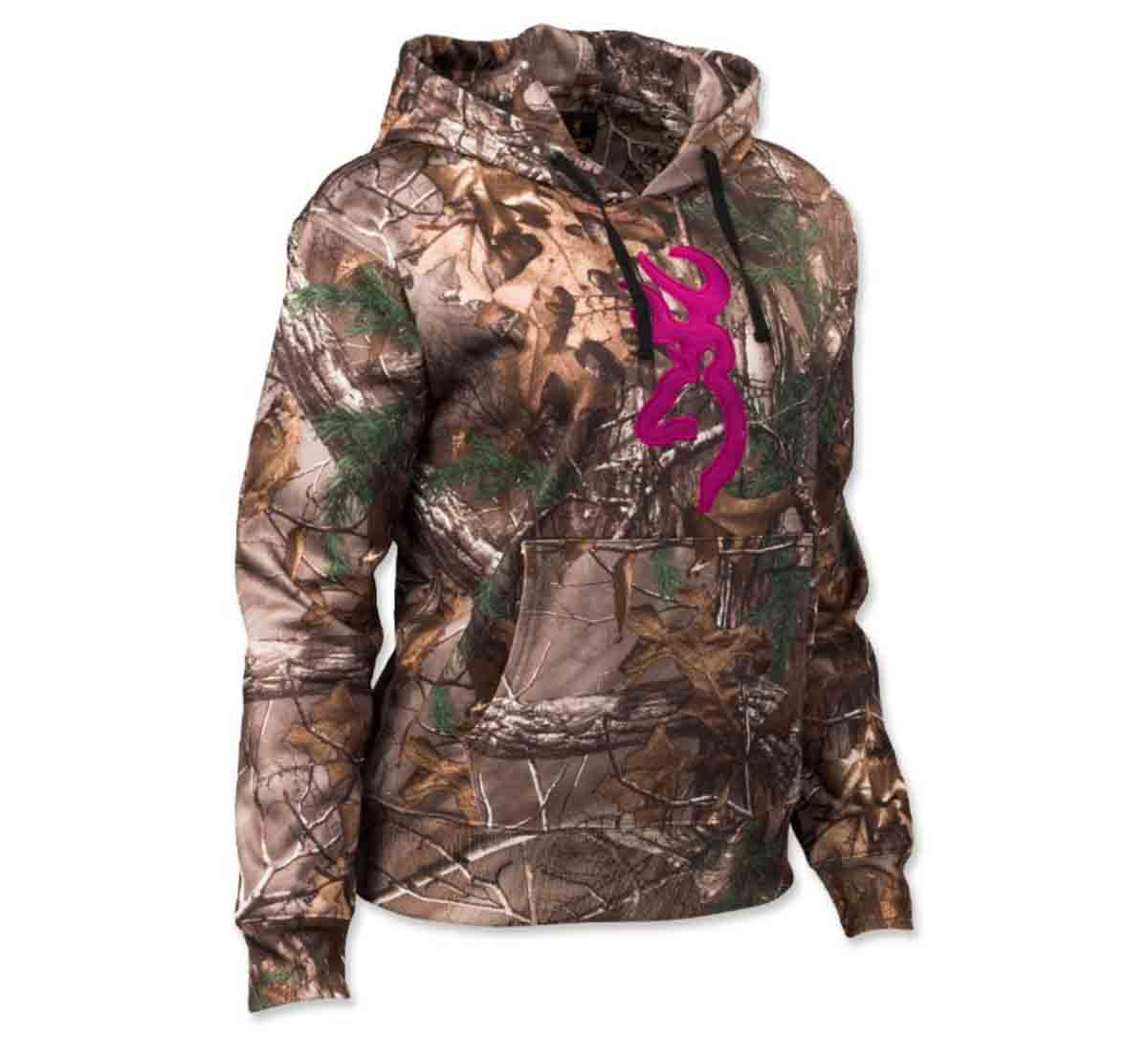 Browning Performance Hoodie For Her, Realtree AP Xtra_1.jpg