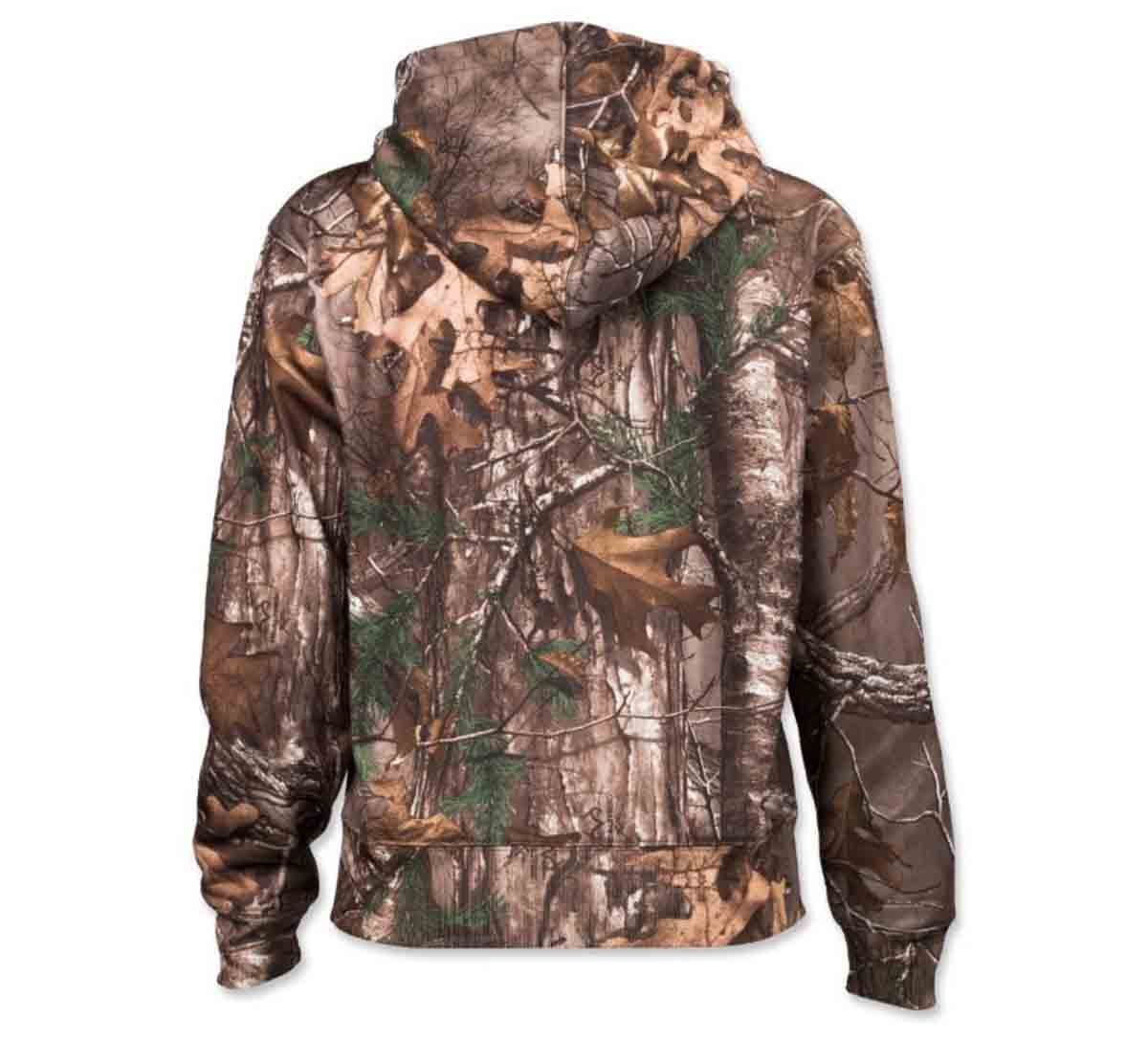 Browning Performance Hoodie For Her, Realtree AP Xtra_2.jpg