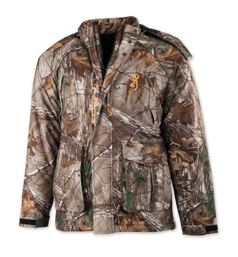 407fa1cef8b05 Browning Junior Wasatch Insulated Rain Parka in Realtree Xtra Camo