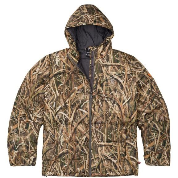 Browning Wicked Wing Super Puffy Parka - Mossy Oak Blades