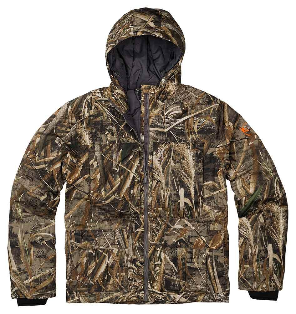 Browning Wicked Wings Insulated Wader Jacket, Realtree Max 5