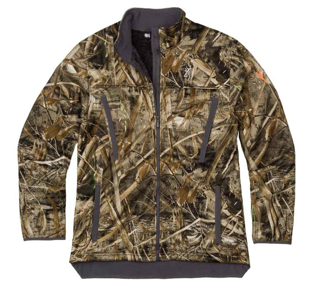 Browning Wicked Wings High Pile Jacket - Max 5